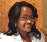 Dr Cynthia Sathekga